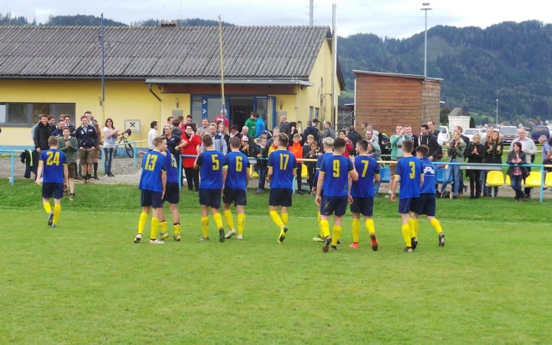 Nächster Heimsieg 3:2 (0:2) gegen St.Peter am Kammersberg