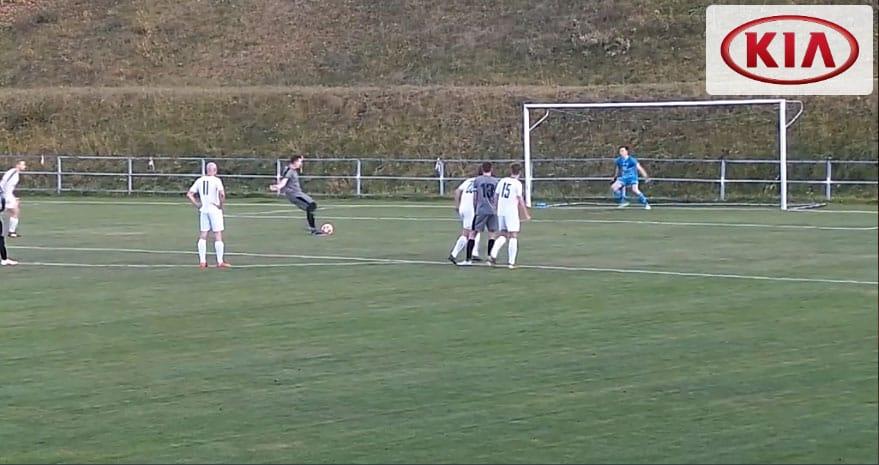 Auswärtsniederlage 1:0 (0:0) gegen St. Lamprecht durch eine Elfmeterwiederholung