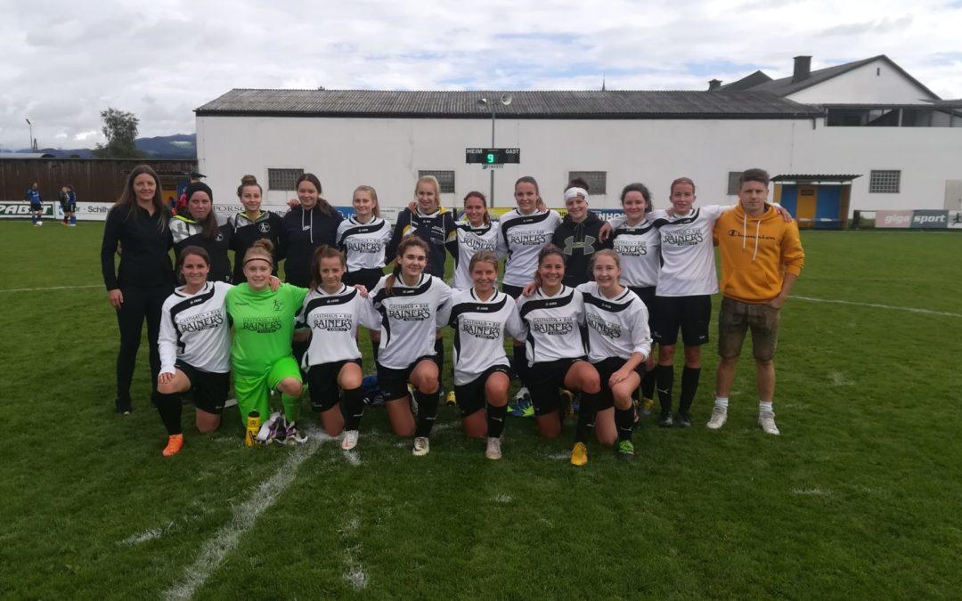 """Erster Punkt der Saison für die """"USV Rainer's Girls Seckau"""" beim Heimspiel in Weißkirchen …"""