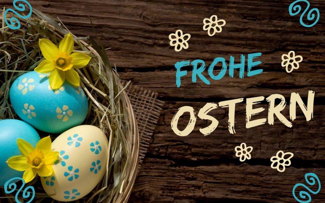 Der FCW wünscht frohe Ostern 🐇!!!
