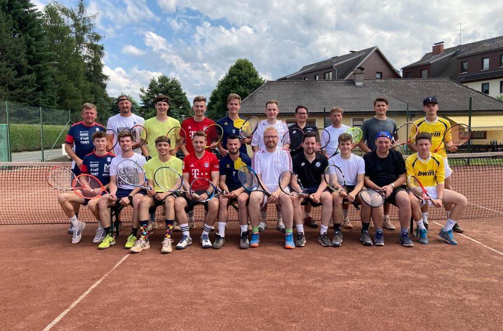 2'tes FC Weißkirchen Tennisturnier zur Saisonvorbereitung …