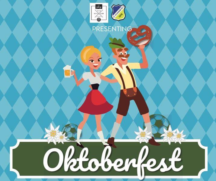 OKTOBERFEST 2021 am FUSSBALLPLATZ WEISSKIRCHEN !!